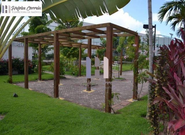 Apartamento com 3 dormitórios para alugar, 72 m² por r$ 2.000/mês - neópolis - natal/rn - Foto 14