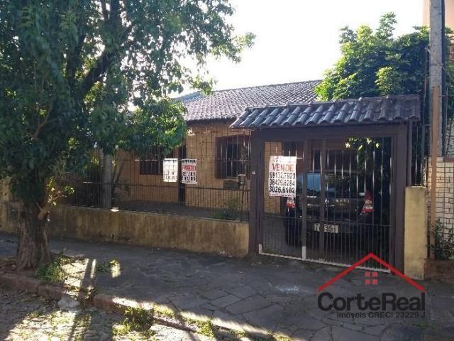 Casa à venda com 3 dormitórios em Nonoai, Porto alegre cod:6340
