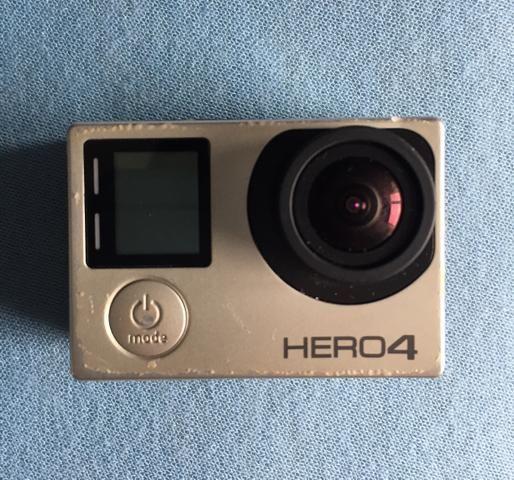 Aluguel de Gopro Hero 4 Câmera - Foto 2