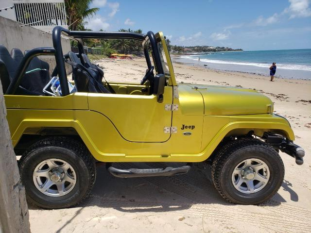 Jeep Willys - TOP
