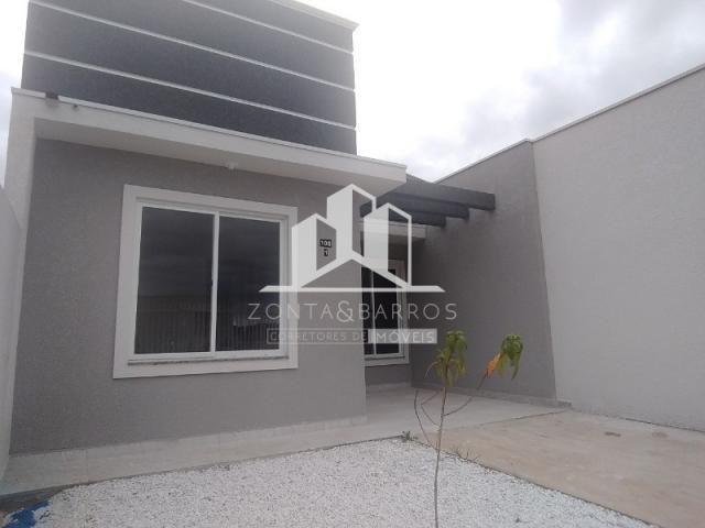 Casa à venda com 3 dormitórios em Eucaliptos, Fazenda rio grande cod:CA00123 - Foto 11