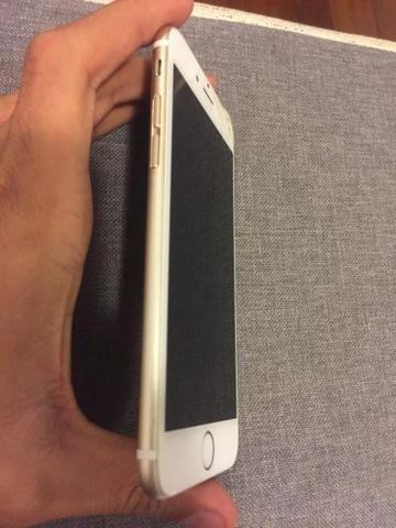 I Phone 6 64Gb Tela rachada. Funcionando - Foto 3