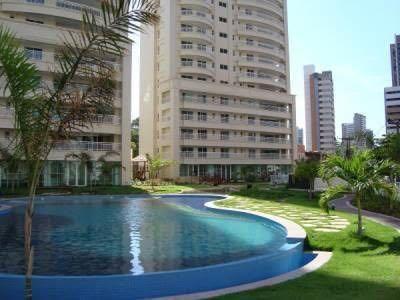 Apartamento alto padrão, luxo à venda, 360 m² por r$ 4.200.000 - meireles - fortaleza/ce - Foto 3