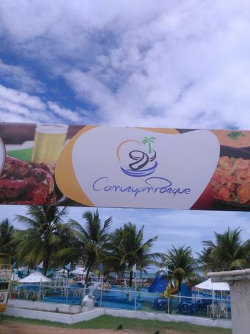 Flat In-Sonia 5 - Apto com varanda vista mar na Praia de Camurupim - Foto 9