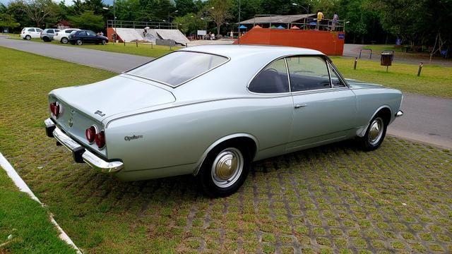 Opala coupé 1976 Segundo dono - Foto 5