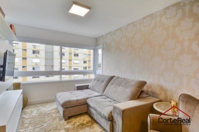 Apartamento à venda com 3 dormitórios em Cristal, Porto alegre cod:6334 - Foto 4
