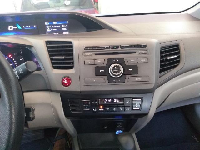 Honda Civic 13/14 lxs aut - Foto 5
