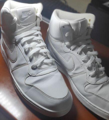 Tênis Nike Ebernon Mid Branco
