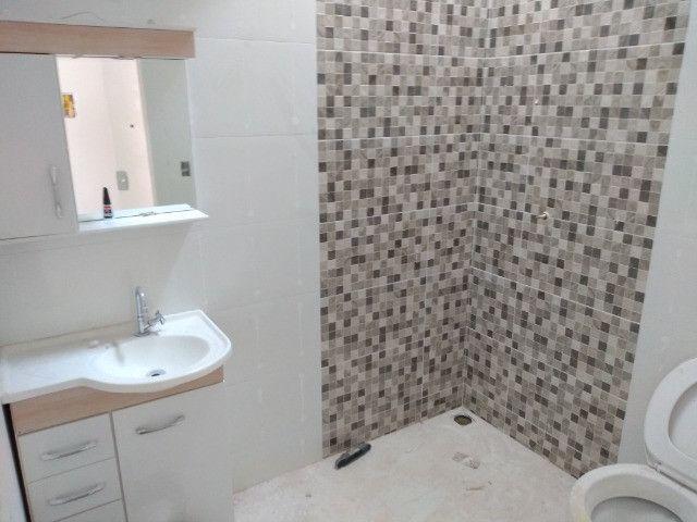 Casa nova Jd Madri, 3 quartos, garagem + espaço fundos - Foto 7