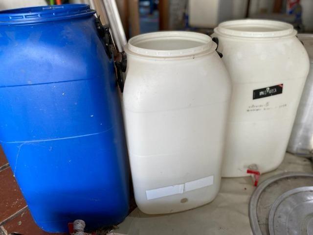 Kit completo cerveja artesanal 60 litros - Foto 3