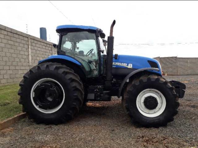 Trator new holland T7245