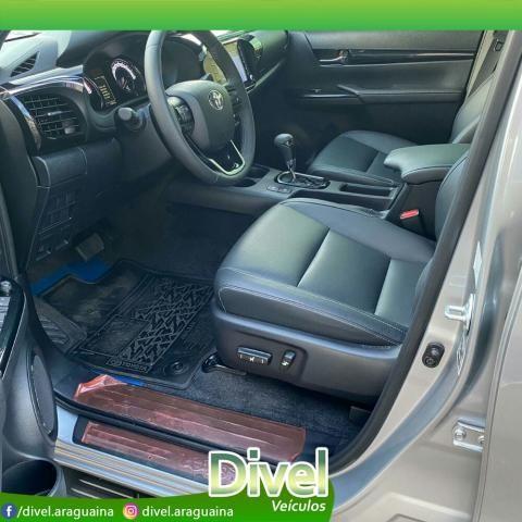 Toyota Hilux Cd Srx 4X4 2.8 Tdi 16V Aut. Diesel 2020 - Foto 9