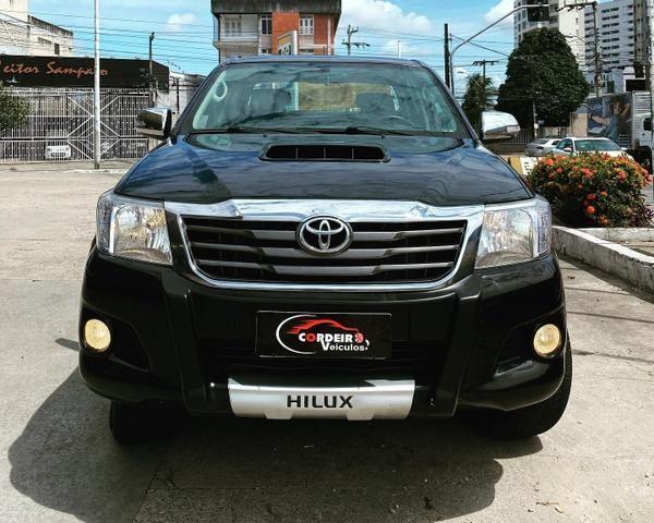 Hilux SRV 2013 c/controle de tração - Foto 2