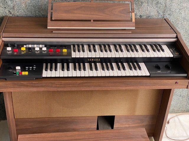 Piano / órgão eletrônico / teclado Yamaha