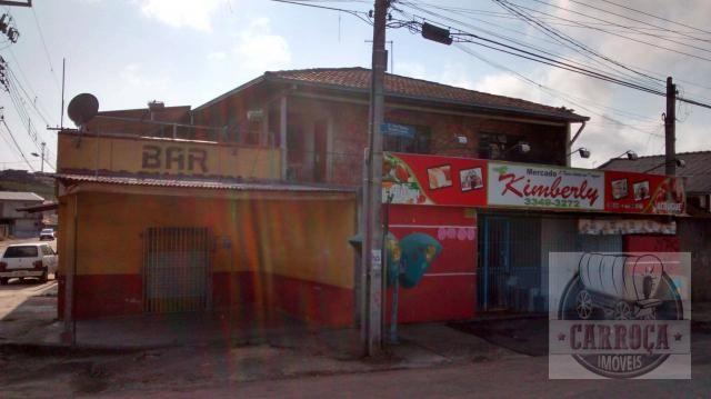 Sobrado com 5 dormitórios à venda, 300 m² por R$ 1.500.000,00 - Pinheirinho - Curitiba/PR