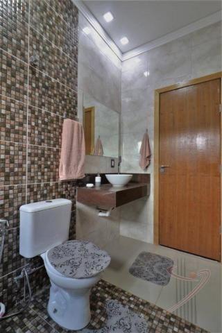 Casa com 3 dormitórios para alugar, 90 m² por R$ 3.100,00/mês - Beverly Falls Park - Foz d - Foto 12