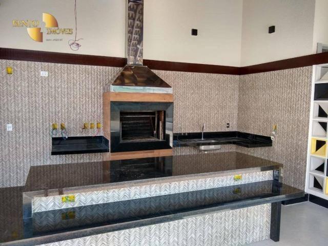 Apartamento com 3 dormitórios à venda, 85 m² por R$ 330.000,00 - Jardim Aclimação - Cuiabá - Foto 6