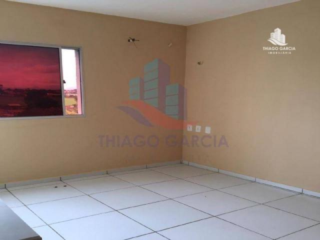 Ágio - Apartamento com 3 dormitórios à venda, 59 m² por R$ 90.000 - Itararé - Teresina/PI - Foto 7