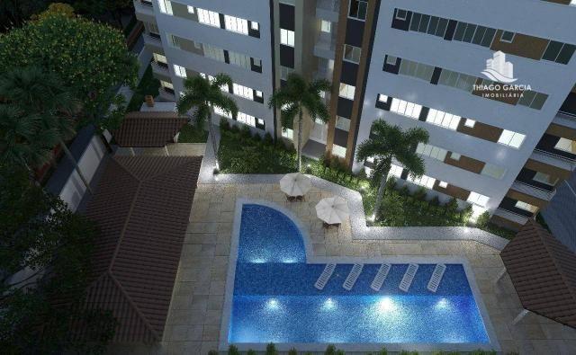 Parque das Flores - Apartamento com 2 dormitórios à venda, 50 m² por R$ 180.000 - Foto 6