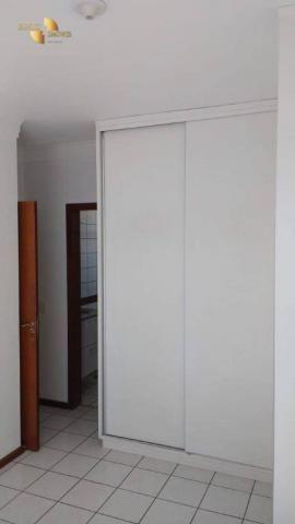 Apartamento com 3 dormitórios à venda, 85 m² por R$ 330.000,00 - Jardim Aclimação - Cuiabá - Foto 16