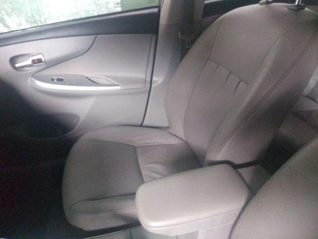 Corolla Xei 2013, autom. GNV, raridade, só RS 51.900, (sem pegadinha) - Foto 8