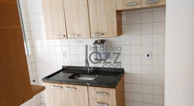 Apartamento com 2 dormitórios à venda, 50 m² por R$ 185.500,00 - Jardim Bom Retiro (Nova V - Foto 3