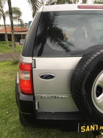 Ford EcoSport XLS 1.6 FLEX COMPLETA GNV EMBAIXO - Foto 9