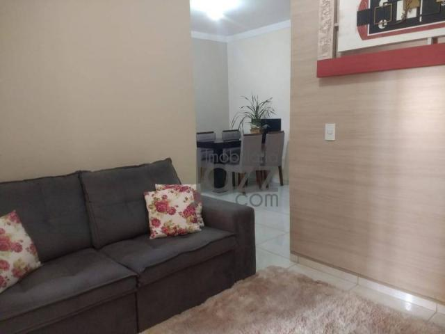 Apartamento com 2 dormitórios à venda, 81 m² por R$ 275.000,00 - Jardim Terramérica I - Am - Foto 2