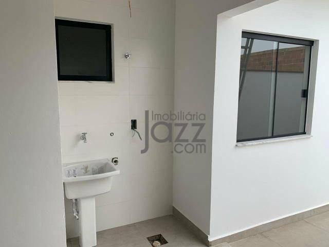 Casa nova em condomínio fechado à venda, 90 m² por R$ 510.000 - Jardins do Império - Indai - Foto 3