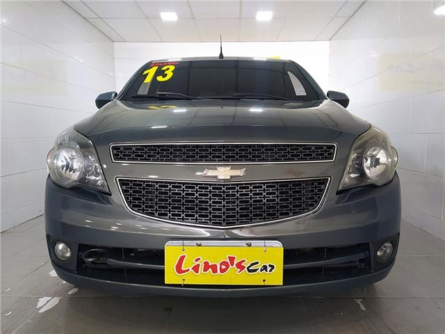 Chevrolet Agile 1.4 mpfi ltz 8v flex 4p manual - Foto 13