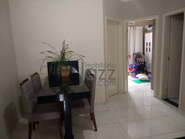 Apartamento com 2 dormitórios à venda, 81 m² por R$ 275.000,00 - Jardim Terramérica I - Am - Foto 3
