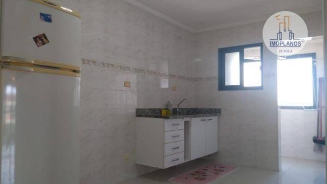 Apartamento com 2 dormitórios à venda, 95 m² por R$ 270.000,00 - Aviação - Praia Grande/SP - Foto 6