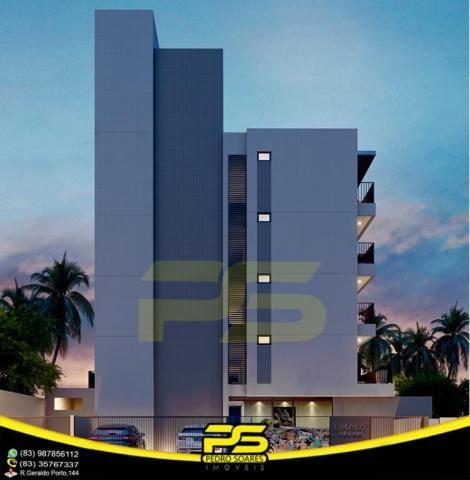Oportunidade, apartamento, 02 suítes, piscina, 53,77m², por apenas R$ 389.563,65, em Bessa - Foto 16