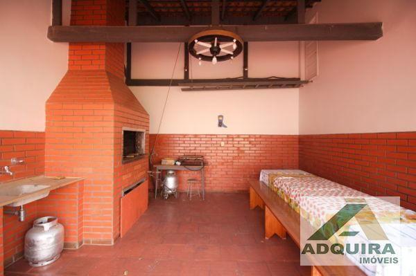 Casa com 4 quartos - Bairro Orfãs em Ponta Grossa - Foto 11