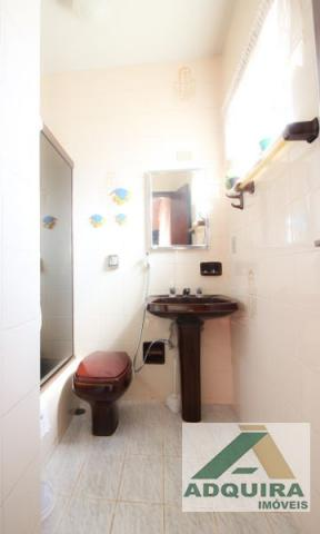 Casa com 4 quartos - Bairro Orfãs em Ponta Grossa - Foto 5