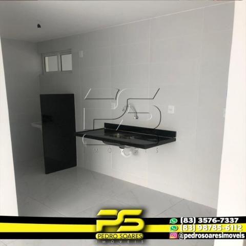 Apartamento com 2 dormitórios à venda, 60 m² por R$ 185.000 - Expedicionários - João Pesso - Foto 10