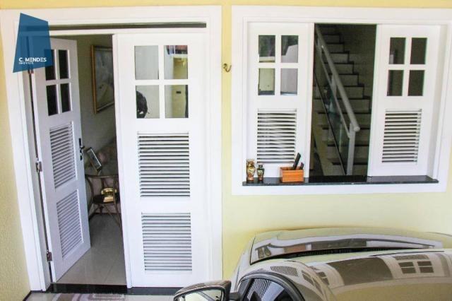 Casa com 3 dormitórios à venda, 290 m² por R$ 390.000,00 - Vicente Pinzon - Fortaleza/CE - Foto 6
