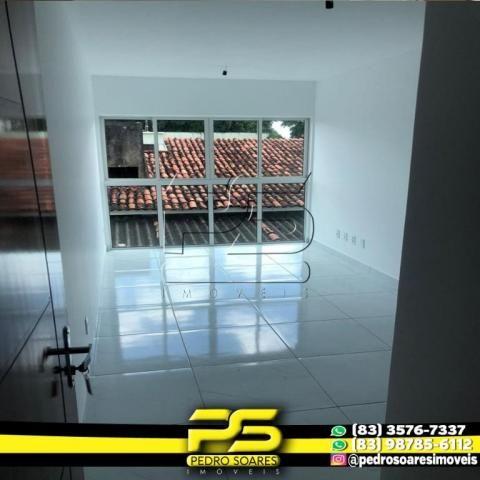Apartamento com 2 dormitórios à venda, 60 m² por R$ 185.000 - Expedicionários - João Pesso - Foto 2