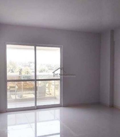 Apartamento com 3 dormitórios à venda, 92 m² por R$ 730.000,00 - Parque Paulicéia - Duque  - Foto 2
