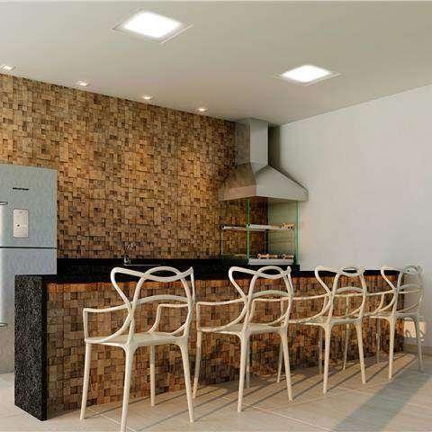 Parque Jardim di Stuttgart - Apartamento 2 quartos em Joinville, SC - 39m² - ID3977 - Foto 5