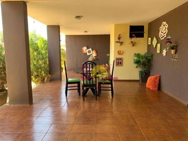 Casa com 4 dormitórios à venda, 279 m² por R$ 1.100.000,00 - São Cristóvão - Teresina/PI - Foto 6