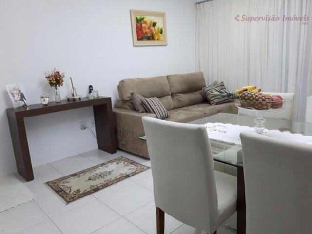Apartamento residencial à venda, Roçado, São José.
