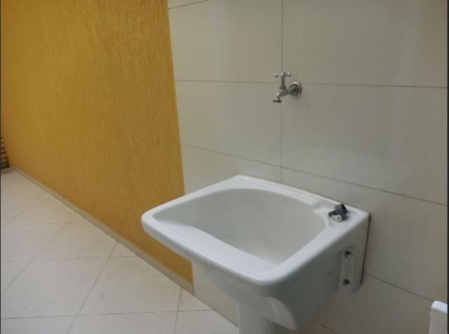 Apartamento à venda com 3 dormitórios em Vila curuçá, Santo andré cod:100454 - Foto 3