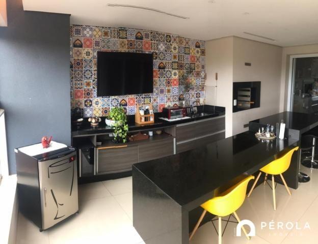 Apartamento à venda com 4 dormitórios em Setor marista, Goiânia cod:O5123 - Foto 20