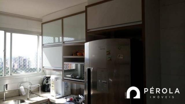 Apartamento à venda com 3 dormitórios em Setor oeste, Goiânia cod:SA5151 - Foto 15