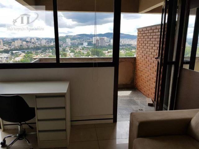 Flat com 1 dormitório à venda, 52 m² por R$ 420.000,00 - Edifício Létoile - Barueri/SP - Foto 18