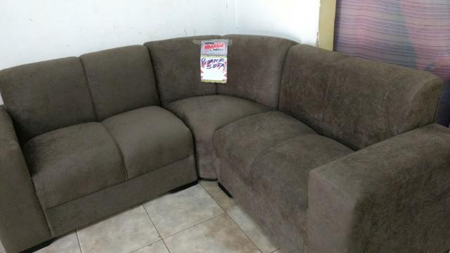 Sofa nabuco super moderno e confortável por apenas 600,00