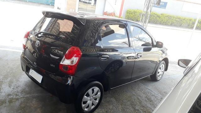 Toyota Etios 1.3 X hatch 2013/13 novo - Foto 10