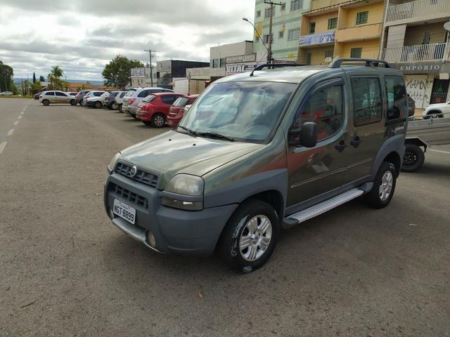 Fiat Doblo Adventure Completa - Foto 4