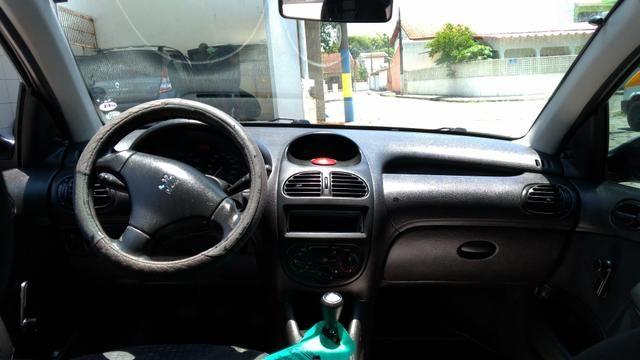 Peugeot 206 1.4 FLEX 07/08 - Foto 7